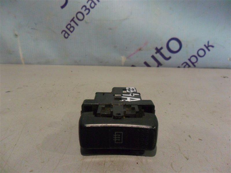 Кнопка обогрева заднего стекла Mitsubishi Eterna E34A 4D65 1990