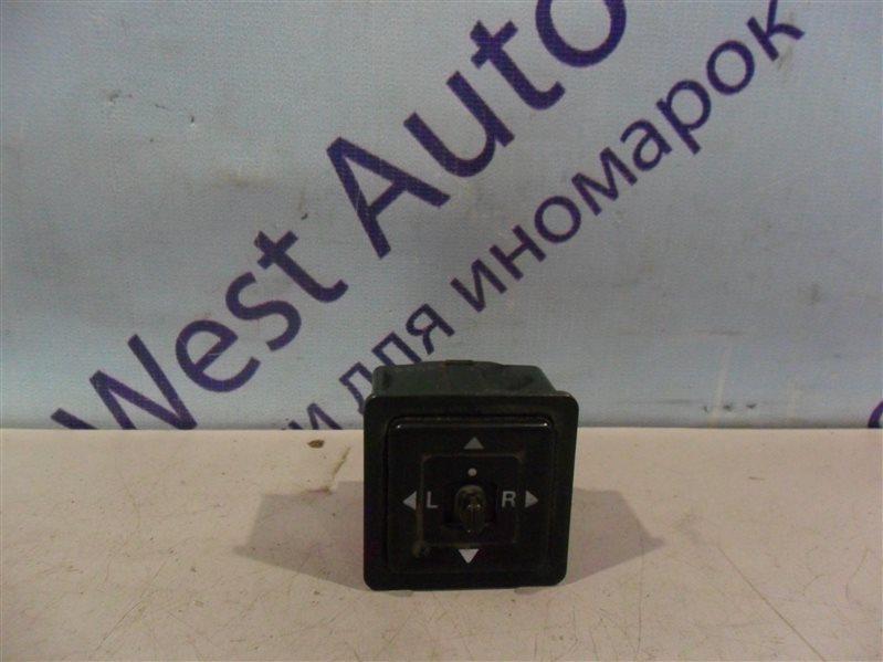 Блок управления зеркалами Mitsubishi Eterna E34A 4D65 1990