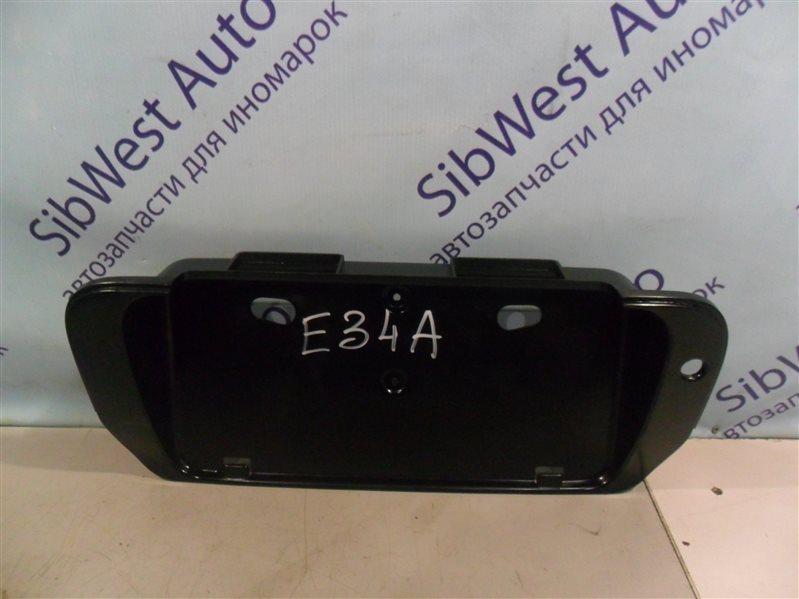 Накладка на багажник Mitsubishi Eterna E34A 4D65 1990