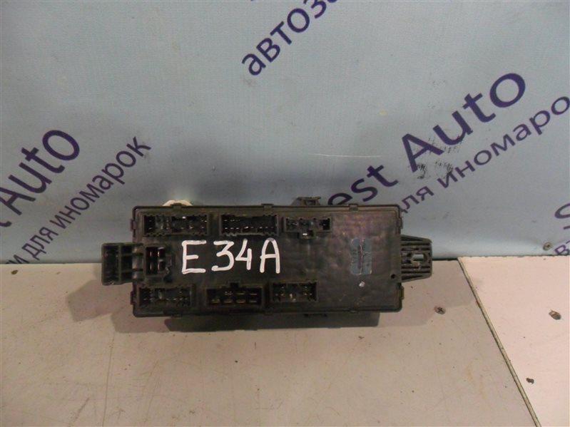 Блок предохранителей Mitsubishi Eterna E34A 4D65 1990