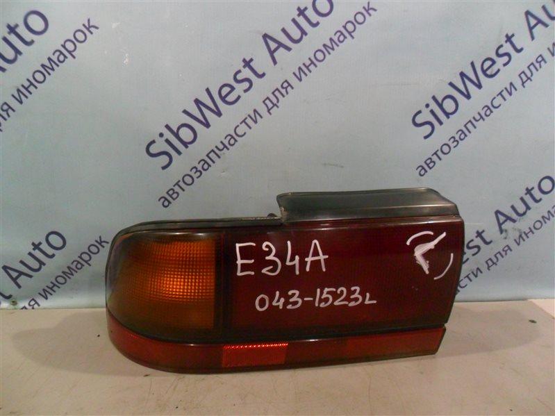 Стоп-сигнал Mitsubishi Eterna E34A 4D65 1990 задний левый
