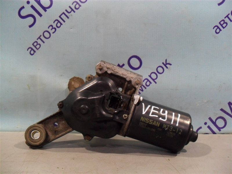 Мотор дворников Nissan Ad VEY11 YD22DD 2001 передний
