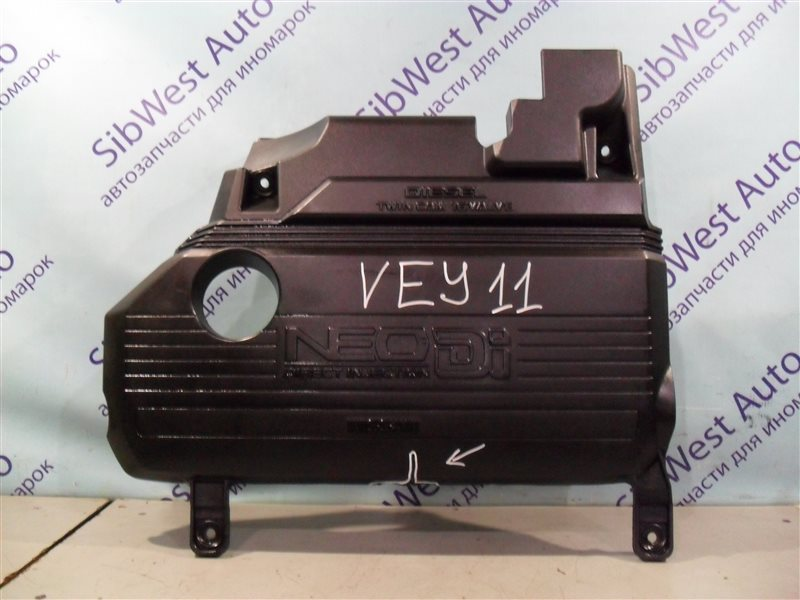 Декоративная крышка двс Nissan Ad VEY11 YD22DD 2001
