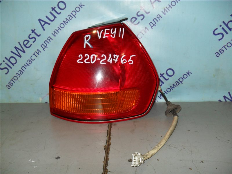 Стоп-сигнал Nissan Ad VEY11 YD22DD 2001 задний правый