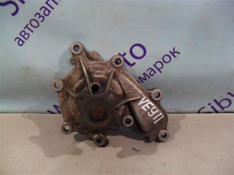Помпа Nissan Ad VEY11 YD22DD 2001