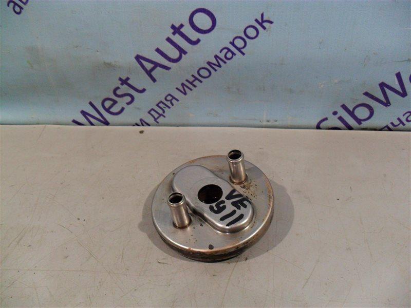Радиатор масляный Nissan Ad VEY11 YD22DD 2001