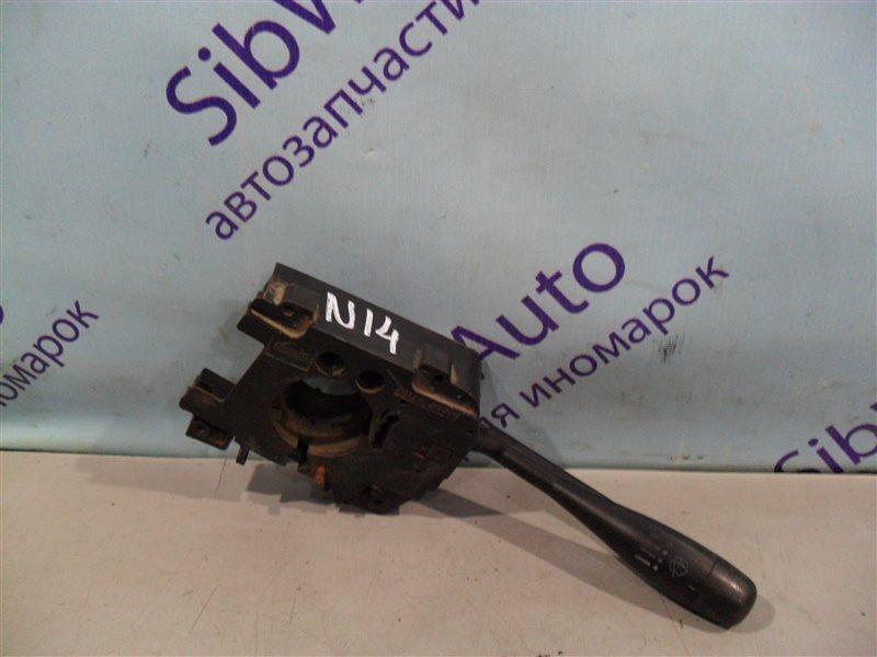 Блок подрулевых переключателей Nissan Sunny N14 GA14DS 1992 правый