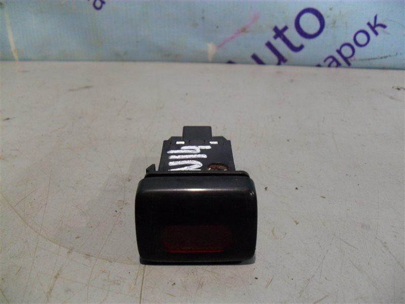 Кнопка аварийной сигнализации Nissan Sunny N14 GA14DS 1992