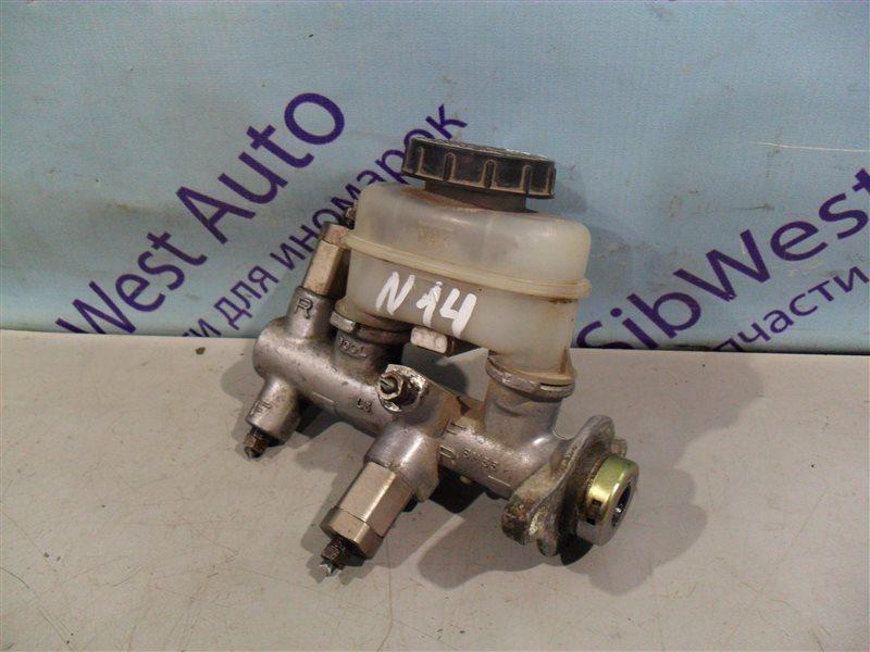 Главный тормозной цилиндр Nissan Sunny N14 GA14DS 1992