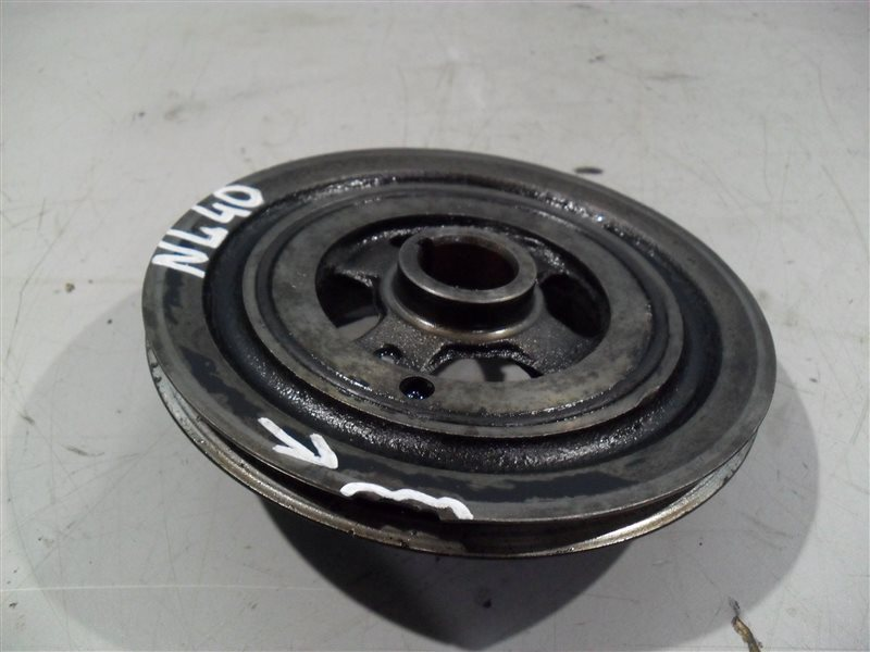 Шкив коленвала Toyota Corsa NL40 1NT 1993