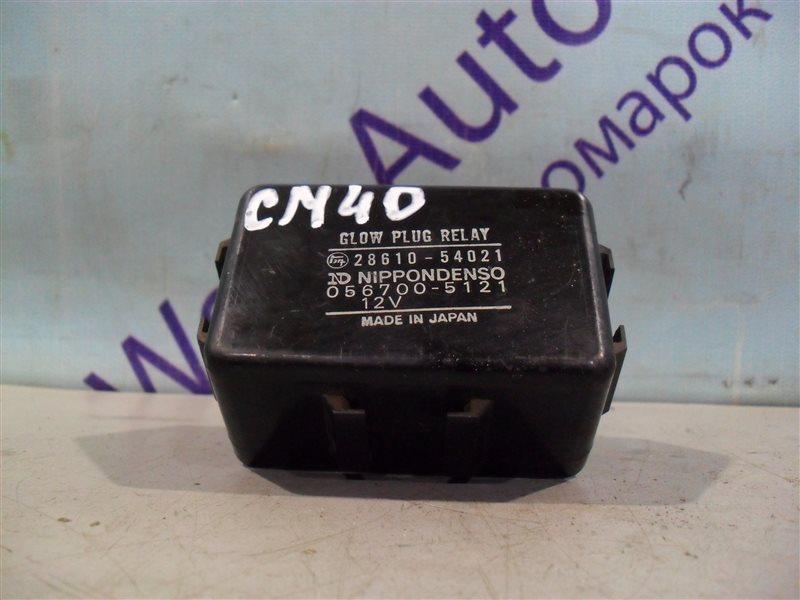 Реле накала Toyota Lite Ace CM40 2CT 1991
