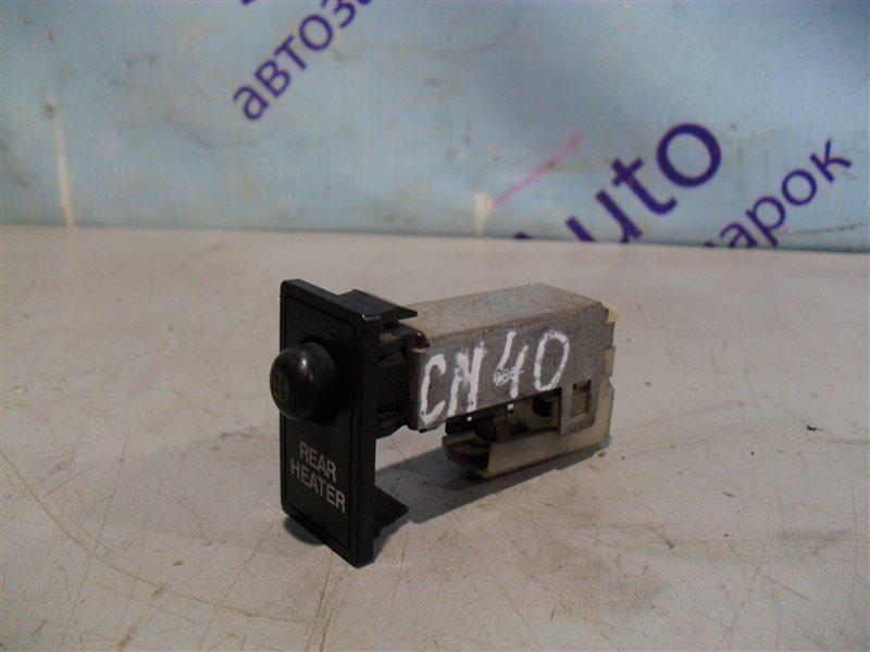Кнопка включения печки Toyota Lite Ace CM40 2CT 1991