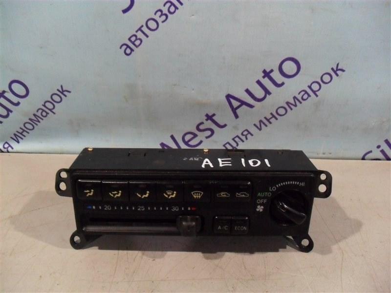 Блок управления климат-контролем Toyota Marino AE101 4A-FE 1993