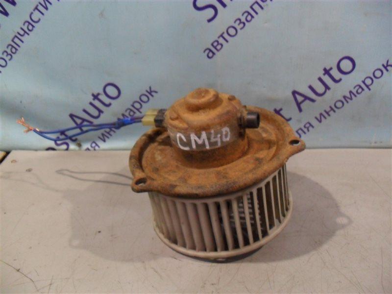 Мотор печки Toyota Lite Ace CM40 2CT 1991 задний
