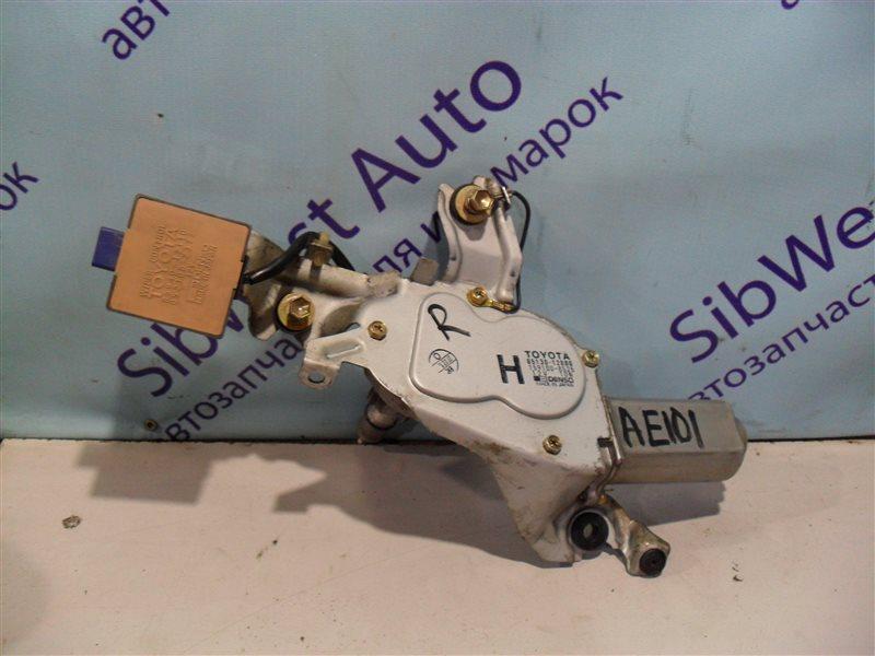 Моторчик заднего дворника Toyota Marino AE101 4A-FE 1993