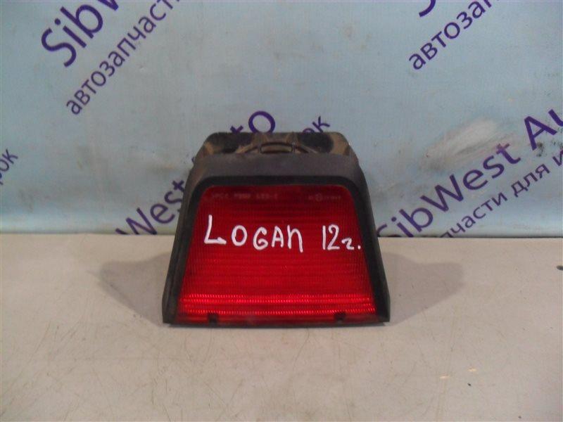 Повторитель стопа Renault Logan LS0G K7J 2012 задний