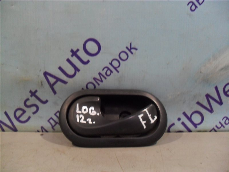 Ручка двери внутренняя Renault Logan LS0G K7J 2012 передняя левая