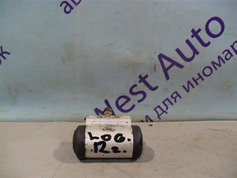 Тормозной цилиндр Renault Logan LS0G K7J 2012 задний