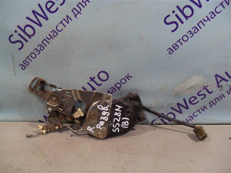 Электропривод замка двери Kia Besta SS28M R2 правый