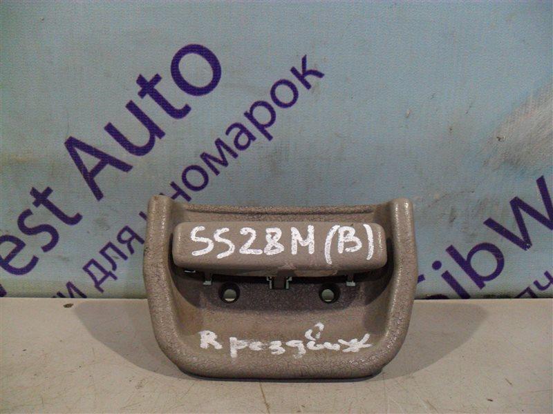 Ручка двери внутренняя Kia Besta SS28M R2 1995 передняя правая
