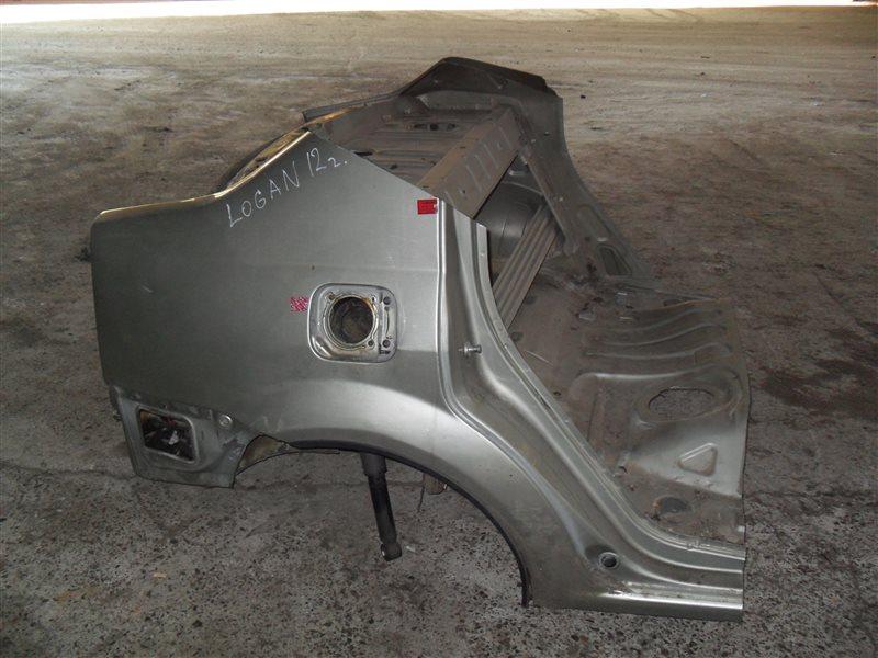 Крыло Renault Logan LS0G K7J 2012 заднее правое
