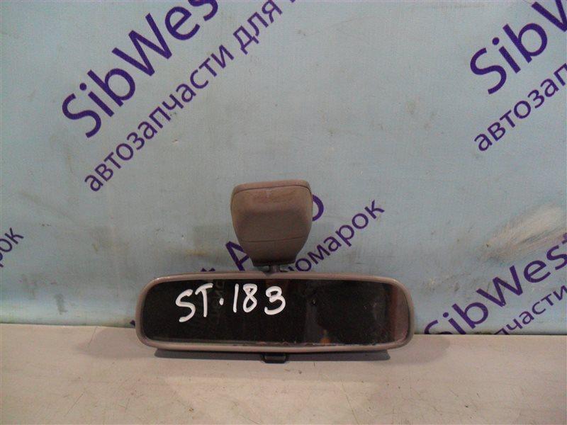 Зеркало заднего вида Toyota Corona Exiv ST183 3S-FE 1990