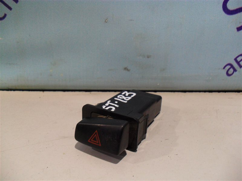 Кнопка аварийной сигнализации Toyota Corona Exiv ST183 3S-FE 1990