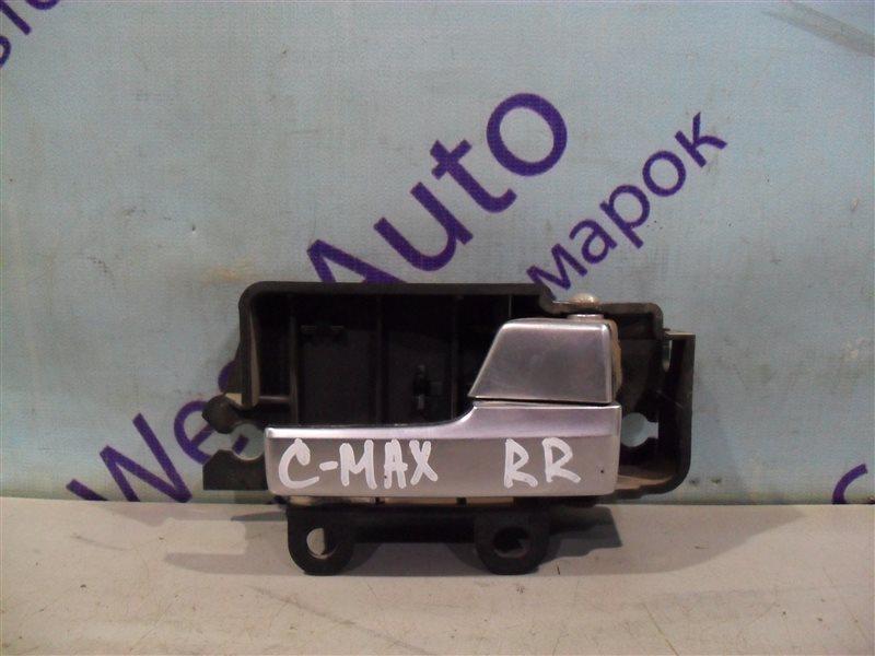 Ручка двери внутренняя Ford C-Max C214 HXDA 2006 задняя правая
