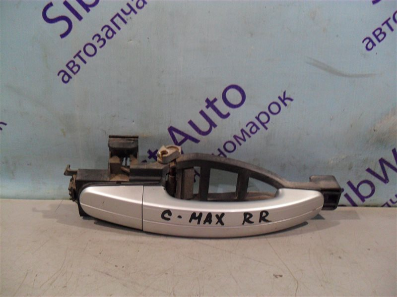 Ручка двери внешняя Ford C-Max C214 HXDA 2006 задняя правая