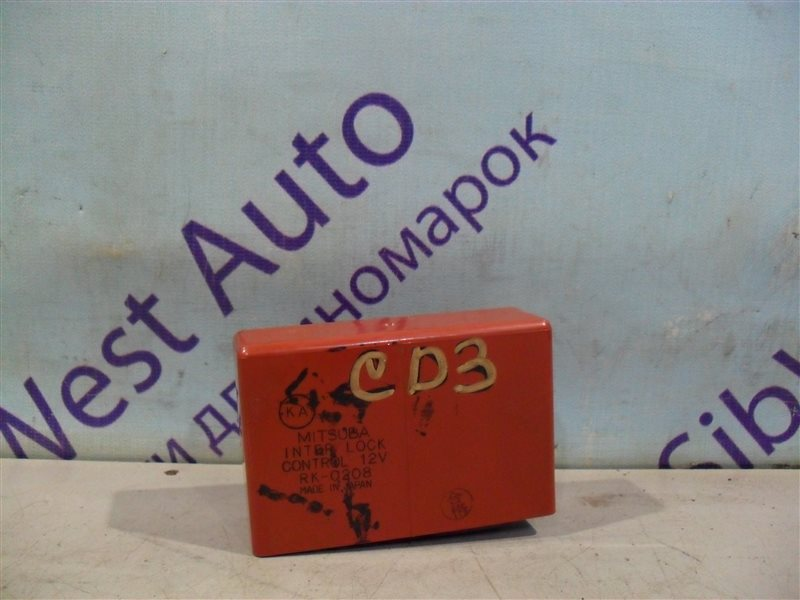 Блок управления дверьми Honda Accord CD3 F18B 1995