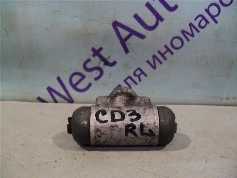 Тормозной цилиндр Honda Accord CD3 F18B 1995 задний левый