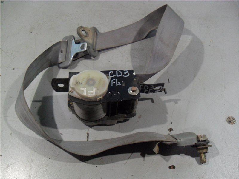Ремень безопасности Honda Accord CD3 F18B 1995 передний левый