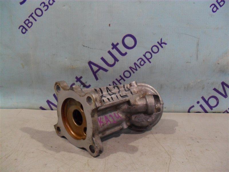 Крепление масляного фильтра Nissan R'nessa PNN30 KA24DE 1997