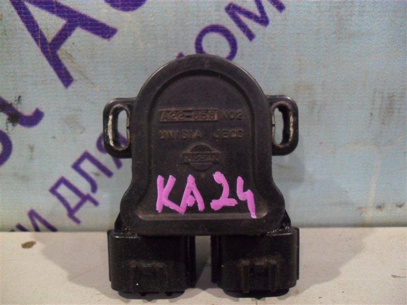 Датчик дроссельной заслонки Nissan R'nessa PNN30 KA24DE 1997