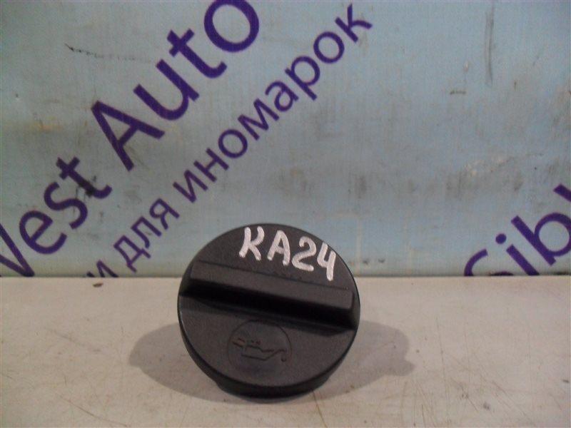 Крышка масляной горловины Nissan R'nessa PNN30 KA24DE 1997