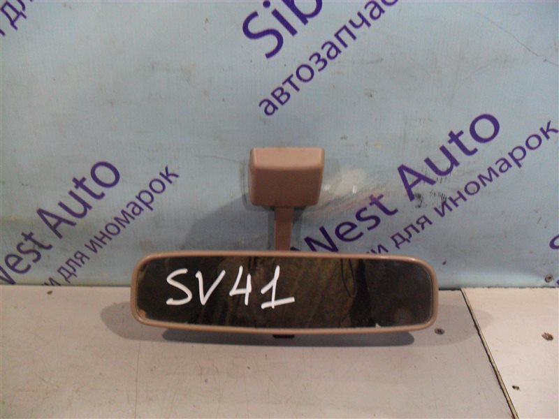 Зеркало заднего вида Toyota Camry SV41 3S-FE 1995