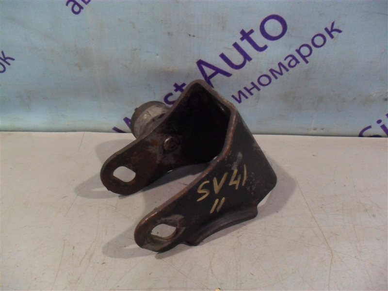 Кронштейн опоры двигателя Toyota Camry SV41 3S-FE 1995 задний