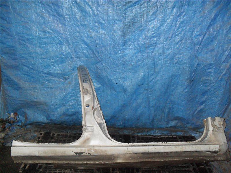 Порог Toyota Camry SV41 3S-FE 1995 правый