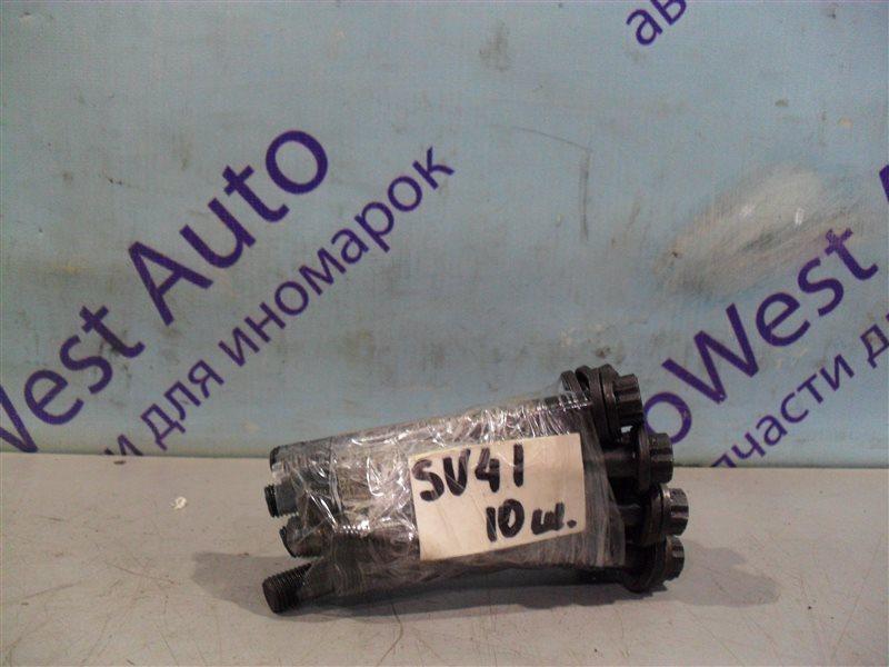 Болт гбц Toyota Camry SV41 3S-FE 1995
