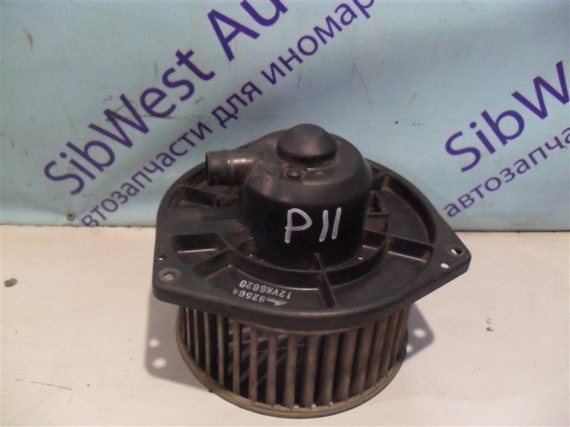 Мотор печки Nissan Primera P11 SR18DE 1997