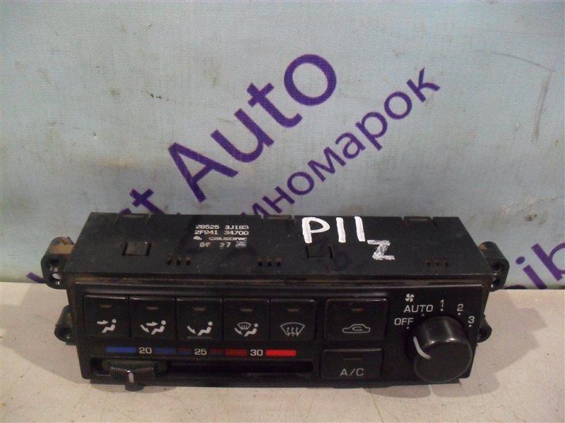Блок управления климат-контролем Nissan Primera P11 SR18DE 1997