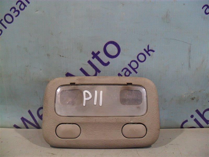 Плафон Nissan Primera P11 SR18DE 1997 передний