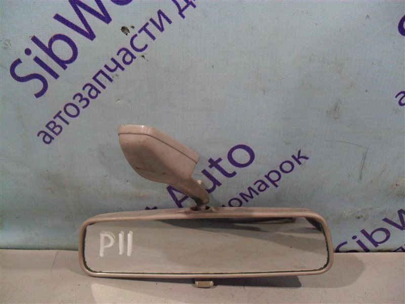 Зеркало заднего вида Nissan Primera P11 SR18DE 1997