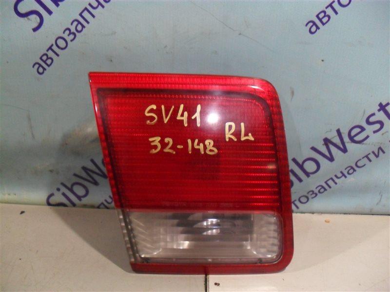 Вставка между стопов Toyota Camry SV41 3S-FE 1995 задняя левая