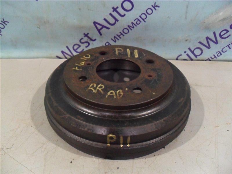 Тормозной барабан Nissan Primera P11 SR18DE 1997 задний
