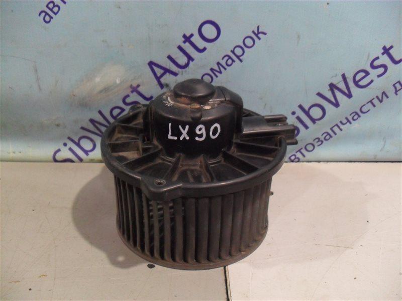 Мотор печки Toyota Chaser LX90 2L-TE 1994