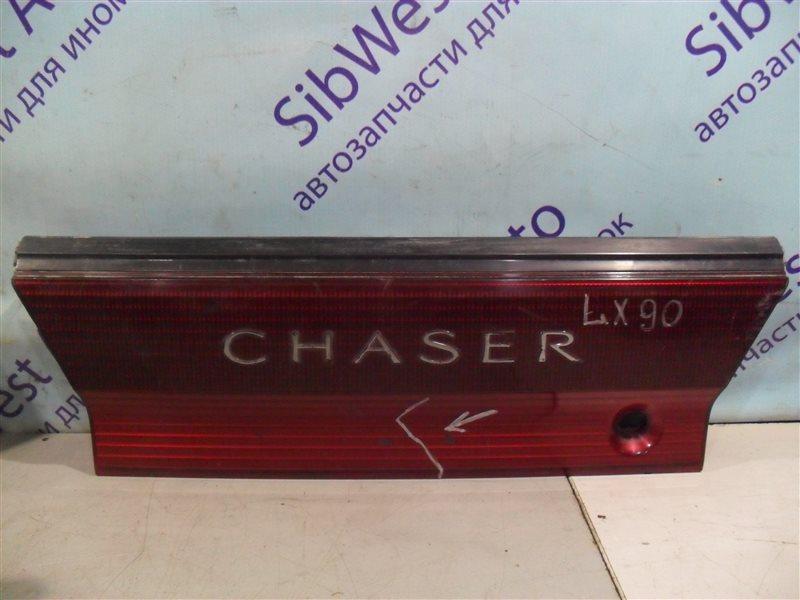 Вставка между стопов Toyota Chaser LX90 2L-TE 1994