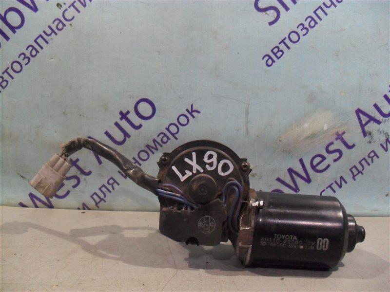 Мотор дворников Toyota Chaser LX90 2L-TE 1994 передний