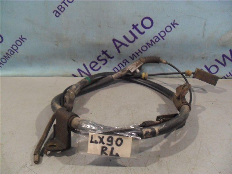 Тросик ручника Toyota Chaser LX90 2L-TE 1994 задний левый