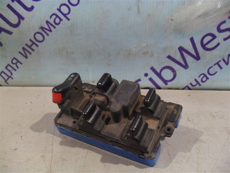 Блок упр. стеклоподьемниками Honda Ascot CE4 G20A 1994